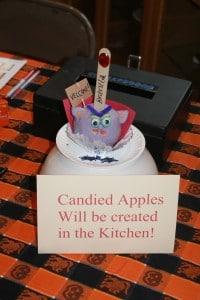 Dracula Apple