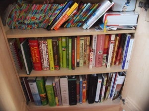 Help! Confessions of a Cookbook Hoarder