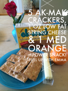 Fuel Up Power Snack