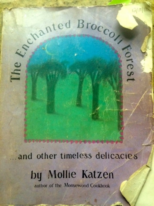 The Enchanted Broccoli Forest book cover