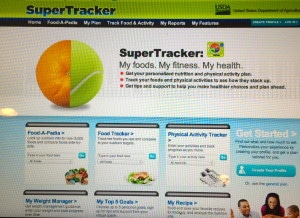 The USDA's new App the SuperTracker for worksite wellness