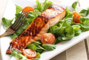 Salmon - Grilled Salmon Sauce Recipe