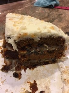 Commissary Carrot Cake