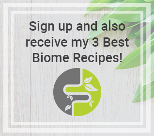 Signup for The Biome Kitchen Newsletter