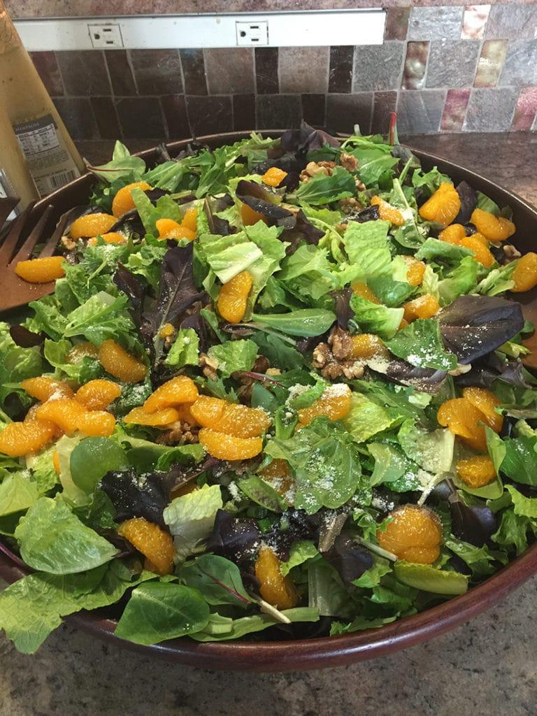 Spring Salad Bar recipe