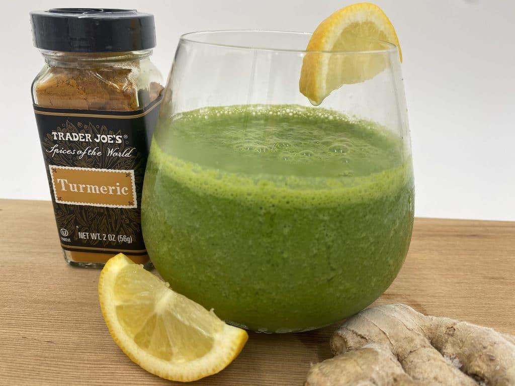 Ginger -Lemon Smoothie
