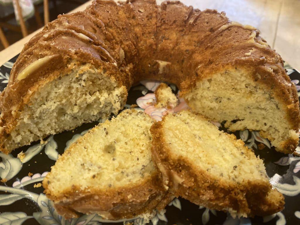 Bundt Chia Cake