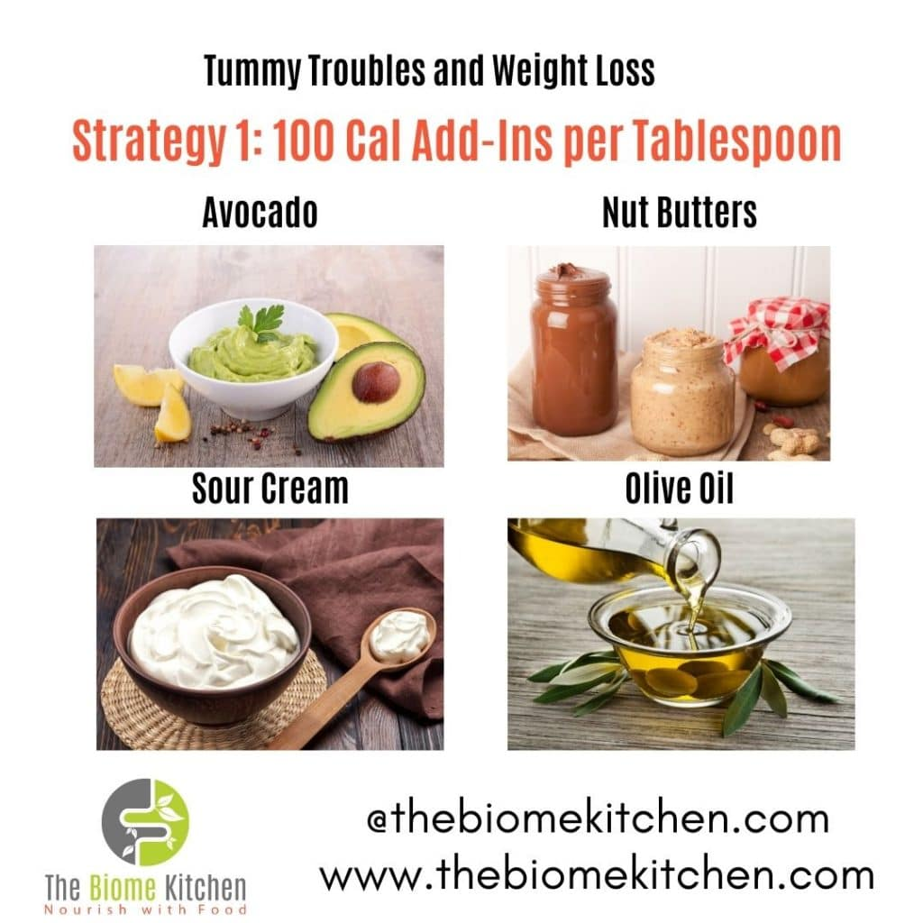Boosting Calories : 3 Strategies for Tummy Troubles