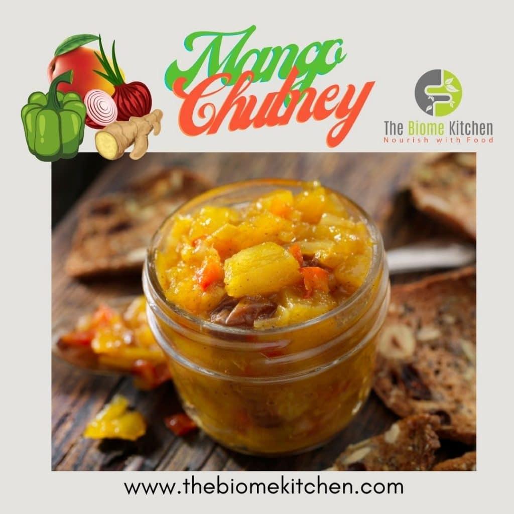 Recipe Mango Chutney