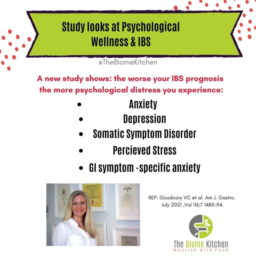 Psychology & IBS